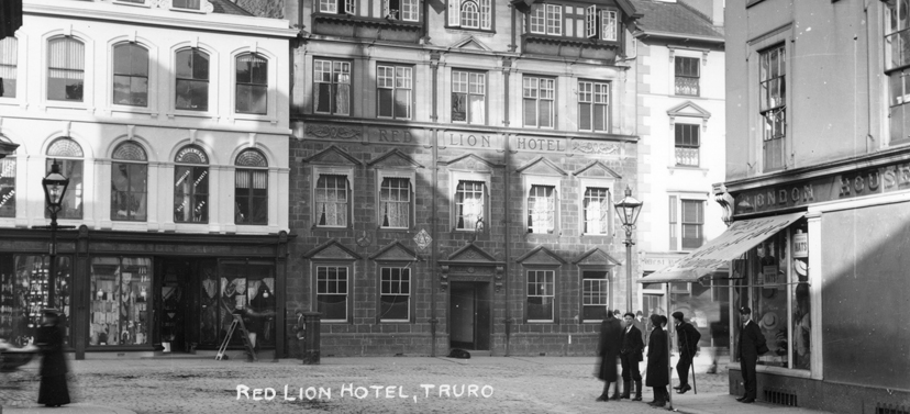 Red Lion Hotel, Truro