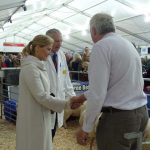 Truro-Primestock-Show-2018-Countess-of-Wessex-Sheep-01